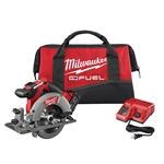 "Milwaukee Tool 2730-21 M18 FUEL 6-1/2"" Circular Saw Kit"