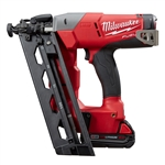 Milwaukee 2743-20 15 Gauge Nailer Bare Tool Only