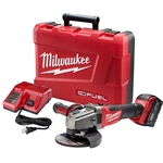 "Milwaukee Tool 2781-21 M18 FUEL 4-1/2"" / 5"" Grinder Slide Switch Lock-On Kit"