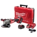 "Milwaukee Tool2781-22 M18 FUEL 4-1/2"" / 5"" Grinder Slide Switch Lock-On Kit"
