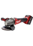 "Milwaukee 2781-22HD M18 Fuel 4-1/2""/5"" Grinder, Slide Switch Lock-On High Demand  Kit"