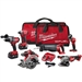 Milwaukee Tool 2796-26 M18 6 Piece Tools Combo Kit