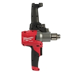 Milwaukee M18 FUEL Mud Mixer with 180 Degree Handle Bare Tool - 2810-20