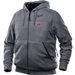 Milwaukee 301G-20 M12 Heated Hoodie Only - Gray