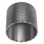 "Milwaukee 48-20-5165 6"" Thick Wall Carbide Core Bit"