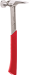 Milwaukee 48-22-9023 22oz Smooth Face Framing Hammer