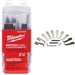 "Milwaukee 48-25-5340 2-1/8"" 10 Blade Replacement Kit"