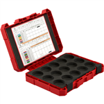 Milwaukee 49-16-CASE Storage Case for Milwaukee U Style Dies
