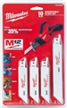Milwaukee  49-22-0220 Hackzall™ Blade- 10 PC. General Purpose Set
