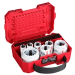 15-pc General Purpose Ice Hardened Hole Saw Kit