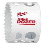 "Milwaukee 49-56-0147 2-1/2"" Ice Hardened Hole Saw"
