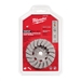 "Milwaukee 4"" Diamond Cup Wheel Seg. Turbo 49-93-7780"