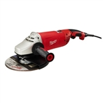 "Milwaukee 6089-30 15 Amp 7""/9"" Roto™-Large Angle Grinder w/ Lock-on"