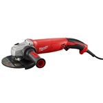 Milwaukee 6124-31 Small Angle Grinder Trigger Grip, No-Lock 13 Amp 5""