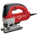 Milwaukee 6268-21 Top Handle Jig Saw Orbital Jig Saw Kit with Case