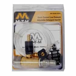 Mi-T-M AW-8400-0021 Pressure Washer Low Pressure Chemical Injector Accessory