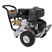 Mi-T-M WP-4200-0MHB WP (Work Pro) Series Pressure Washer, Gasoline Direct Drive, 4200 psi, 3.4 GPM, 389 cc Honda OHV Engine