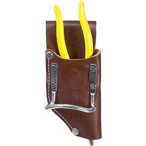 Occidental Leather 5020 2-in-1 Tool & Hammer Holder Best Tool Belt Systems Made in America