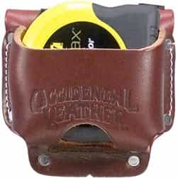 Occidental Leather 5037 High Mount Lg. Tape Holster Best Tool Belt Systems Made in America