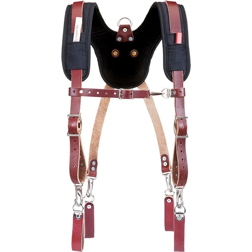 Occidental Leather 5055 Stronghold Suspension System Best Tool Belt Systems Made in America