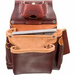 Occidental Leather 5061 2 Pouch Pro Fastener Bag Best Tool Belt Systems Made in America