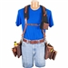 Occidental Leather 5093 Stronghold Beltless 6-bag Framer Best Tool Belt Systems Made in America