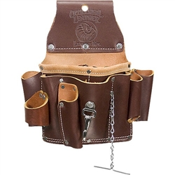 Occidental Leather 5500 Electrician's Tool Pouch Best Tool Belt Systems Made in America