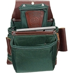 Occidental Leather 8060 OxyLights 3 Pouch Fastener Bag Best Tool Belt Systems Made in America
