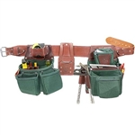 Occidental Leather 8089LH XL OxyLights 7 Bag Framer Set - Left Best Tool Belt Systems Made in America