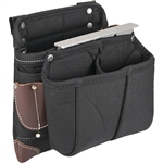 Occidental Leather 8564 Clip-On Carpenter Fastener Bag Best Tool Belt Systems Made in America