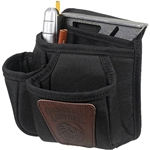 Occidental Leather 9504 Clip-On 7 Pocket  Best Tool Belt Systems Made in America