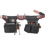Occidental Leather 9515 Adjust-to-Fit OxyLight Framer Best Tool Belt Systems Made in America