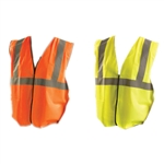 Occunomix ECO-G Class 2 Value Solid Standard Vest