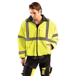 Occunomix LUX-ETJBJ Value Bomber Class 3 Safety Jacket