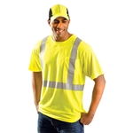 Occunomix LUX-SSETP2 Class 2 Standard Wicking Safety Vest