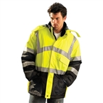 Occunomix LUX-TJCW Premium Parka Class 3 Safety Jacket