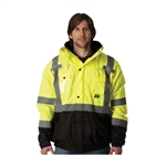 Protective Industrial Products 333-1770-LY - Hi-Visibility Jacket - ANSI Class 3 - Jacket