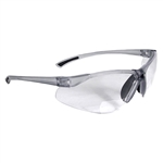 Radians C2-125 C2 Bifocal Clear 2.5 Reader Safety Eyewear
