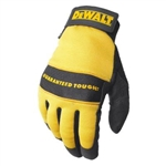 Dewalt DPG20XL All Purpose Synthethic Leathr Glove Xl