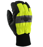 Radian RWG800 Cold Weather Hi-Visibility Thermal Lined Gloves Work Gloves