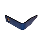 "Reliability Engineering RE-GH6 Gun Hook Fits on a 3/8"" Air Fitting, 3-3/4"" out and 4"" down, Royal Blue Color"
