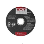 SAIT 23458 14 X 1/8 X 20Mm Ductile - Portable Cut-Off Wheel For Ductile - Type 1