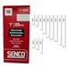 SENCO AY13EAA 18 Ga. Straight Strip Brad Nails