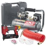 Senco Pc0974 Finishpro10 Micro Pinner 23 Gg Nailer Air Compressor