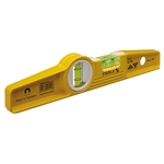 "Stabila 25100 Model 81Sm 10"" Die Cast Magnetic Torpedo Level"