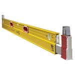 Stabila 35610 6' - 10' PLATE LEVEL (w/removable stand-offs)