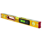 Stabila 36540 48 Inch Magnetic Tech Electronic IP65 Level with Case
