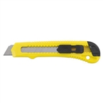 Stanley Hand Tools 10-143P 18mm Snap-Off Knife