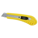 Stanley Hand Tools 10-280 18mm Snap-Off Knife
