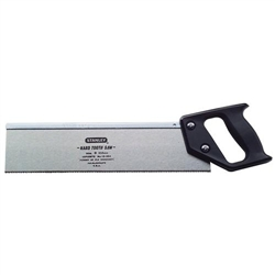 "Stanley Hand Tools 15-352 14"" Back Saw"